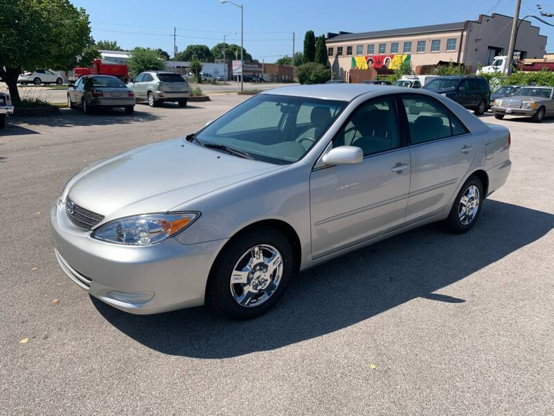 2003 Toyota Camry for sale at Fairview Motors in West Allis WI