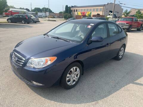 2010 Hyundai Elantra for sale at Fairview Motors in West Allis WI