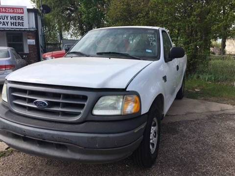 2003 Ford F-150 for sale in Lewisville, TX