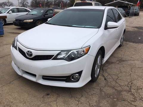 2013 Toyota Camry For Sale >> Used Toyota Camry For Sale In Lewisville Tx Carsforsale Com
