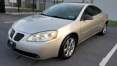 2006 Pontiac G6 for sale in Coopersburg, PA