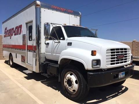 1997 GMC TOPKICK for sale in Lewisville, TX