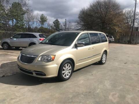 2011 Chrysler Town and Country for sale in Doraville, GA