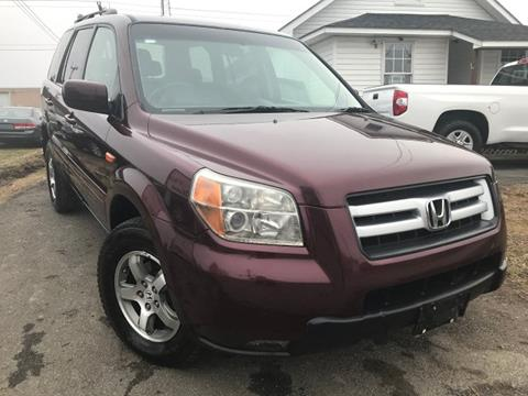 2007 Honda Pilot for sale in Fredericksburg, VA