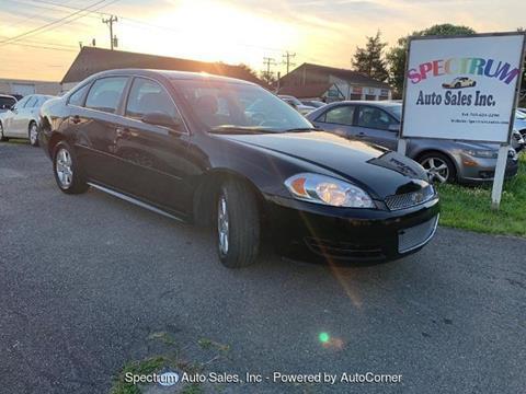 2012 Chevrolet Impala for sale in Fredericksburg, VA