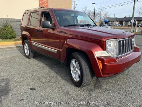 2008 Jeep Liberty for sale in Fredericksburg, VA