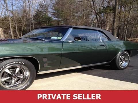 1969 Pontiac Firebird for sale in Fredericksburg, VA