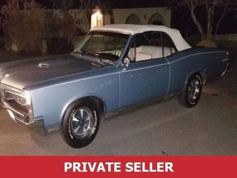 1967 Pontiac GTO for sale in Fredericksburg, VA