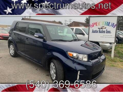 2014 Scion xB for sale at Spectrum Auto Sales inc in Fredericksburg VA