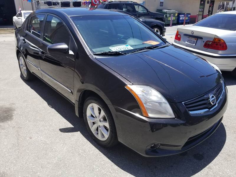 2011 Nissan Sentra for sale at L.A. Vice Motors in San Pedro CA