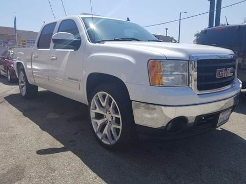 2008 GMC Sierra 1500 for sale at L.A. Vice Motors in San Pedro CA