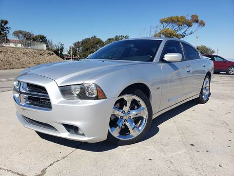 2012 Dodge Charger for sale at L.A. Vice Motors in San Pedro CA