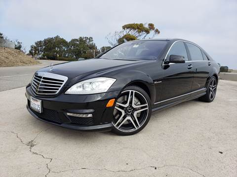 2012 Mercedes-Benz S-Class for sale at L.A. Vice Motors in San Pedro CA