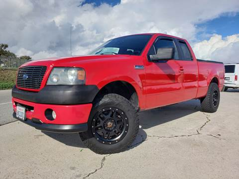 2007 Ford F-150 for sale at L.A. Vice Motors in San Pedro CA