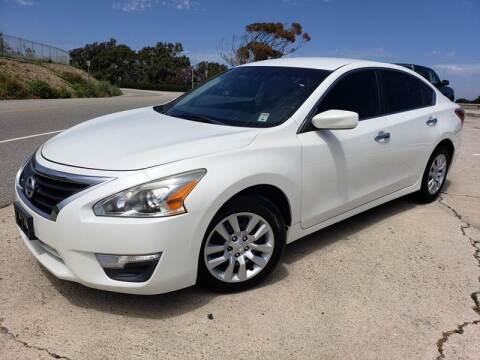 2013 Nissan Altima for sale at L.A. Vice Motors in San Pedro CA