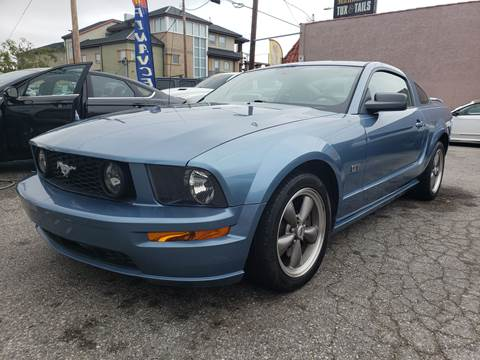 2006 Ford Mustang for sale at L.A. Vice Motors in San Pedro CA