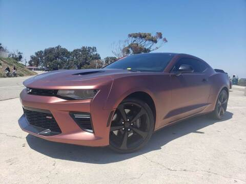 2017 Chevrolet Camaro for sale at L.A. Vice Motors in San Pedro CA