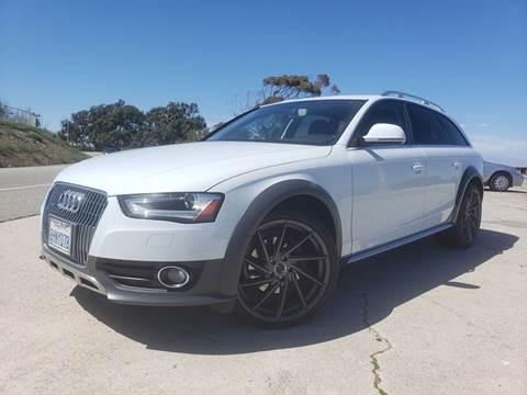 2015 Audi Allroad for sale at L.A. Vice Motors in San Pedro CA