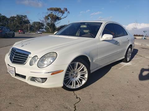 2008 Mercedes-Benz E-Class for sale at L.A. Vice Motors in San Pedro CA