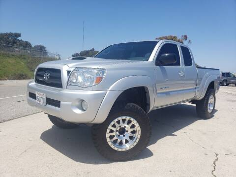 2005 Toyota Tacoma for sale at L.A. Vice Motors in San Pedro CA