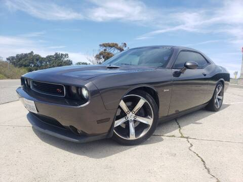 2014 Dodge Challenger for sale at L.A. Vice Motors in San Pedro CA
