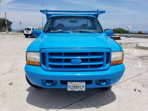 1999 Ford F-250 Super Duty for sale at L.A. Vice Motors in San Pedro CA