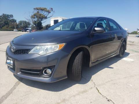 2013 Toyota Camry for sale at L.A. Vice Motors in San Pedro CA