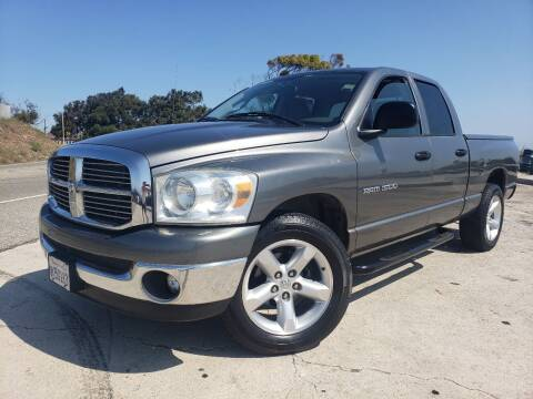 2007 Dodge Ram Pickup 1500 for sale at L.A. Vice Motors in San Pedro CA