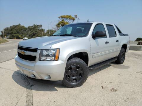 2010 Chevrolet Avalanche for sale at L.A. Vice Motors in San Pedro CA