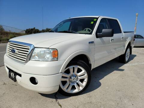 2008 Ford F-150 for sale at L.A. Vice Motors in San Pedro CA