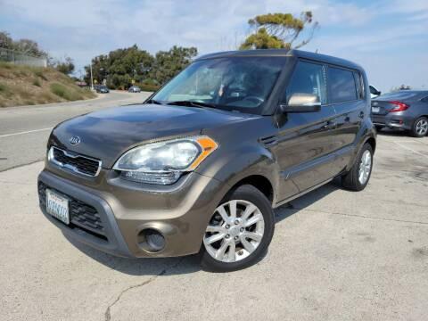 2012 Kia Soul for sale at L.A. Vice Motors in San Pedro CA