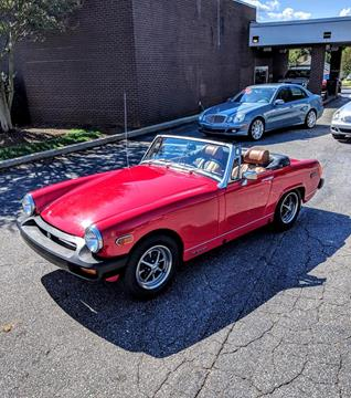 1975 MG Midget for sale in Newton, NC