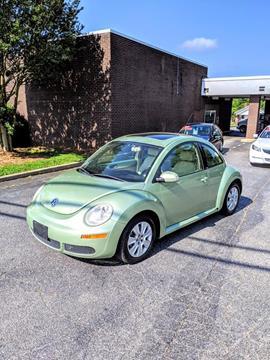 2009 Volkswagen New Beetle for sale in Newton, NC
