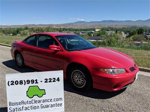 1997 Pontiac Grand Prix for sale in Boise, ID