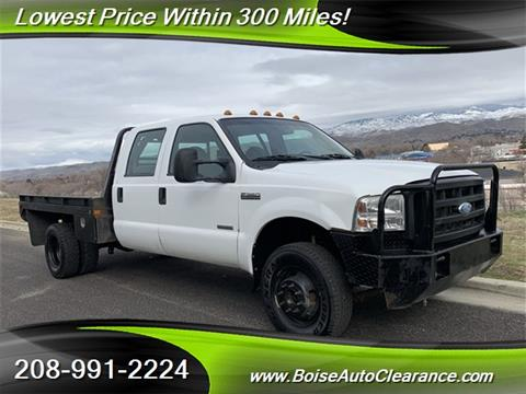 2007 Ford F-350 Super Duty for sale in Boise, ID
