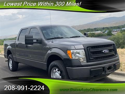 2013 Ford F-150 for sale in Boise, ID