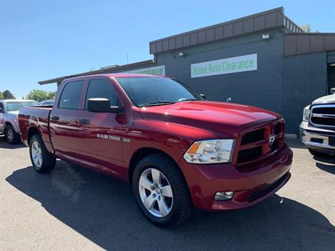 2012 RAM Ram Pickup 1500 for sale in Boise, ID
