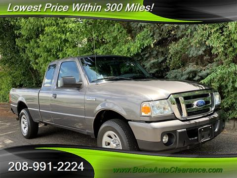 2010 Ford Ranger for sale in Boise, ID