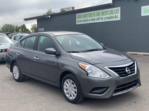 2017 Nissan Versa for sale in Boise, ID
