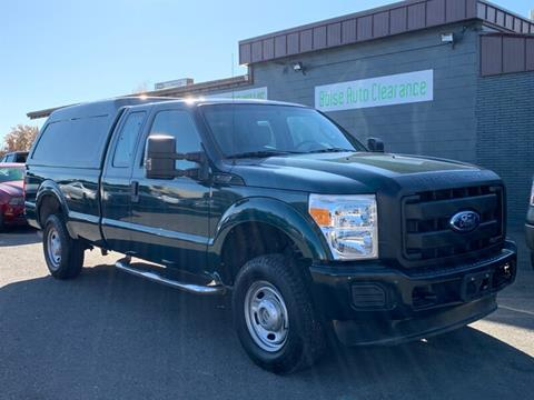 2011 Ford F-250 Super Duty for sale in Boise, ID