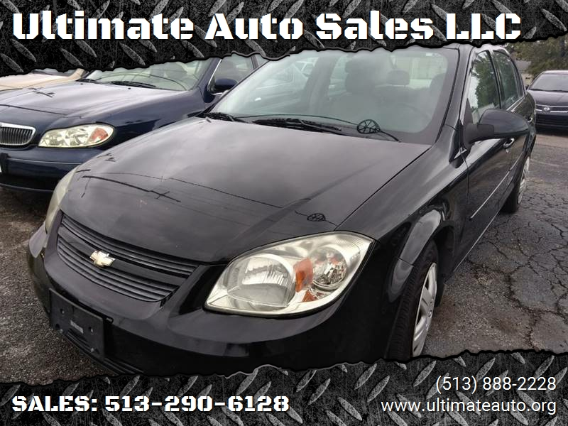 2010 Chevrolet Cobalt For Sale At Ultimate Auto Sales LLC In Hamilton OH