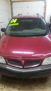 2004 Pontiac Montana for sale in Lynwood, IL