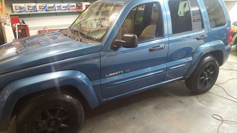 2003 Jeep Liberty for sale in Lynwood, IL