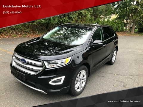 2018 Ford Edge for sale in Hasbrouck Heights, NJ