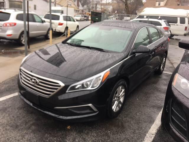 2017 Hyundai Sonata SE In Yonkers NY - Tierney Motors