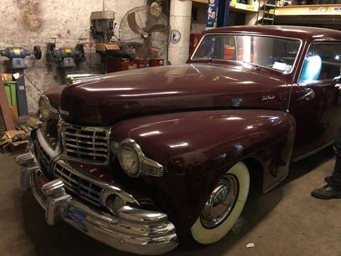 1946 Lincoln Continental for sale in Yonkers, NY