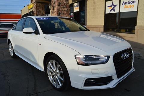 Audi A For Sale In Bountiful UT Carsforsalecom - Audi a4