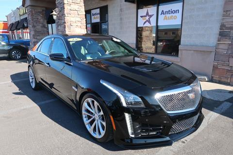 2018 Cadillac Cts V For Sale Carsforsale Com