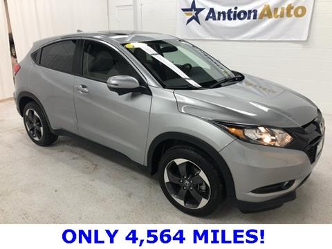 2018 Honda HR-V for sale in Bountiful, UT