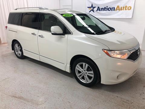 2013 Nissan Quest for sale in Bountiful, UT